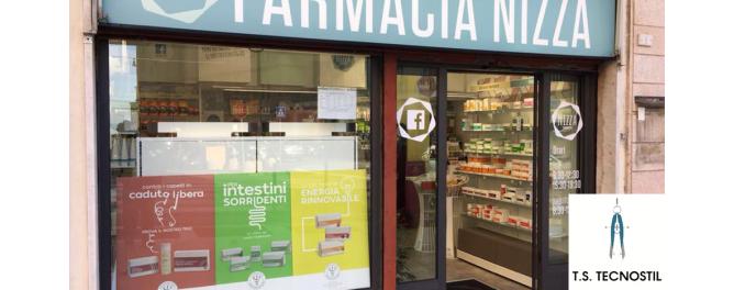 Installazione Farmacia Nizza